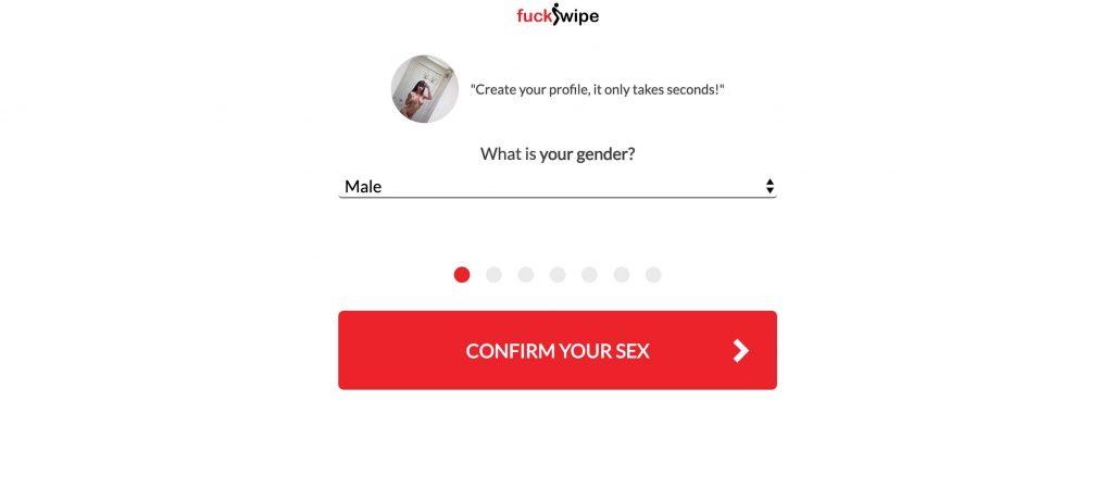 Casual Dating Offer - FuckSwipe - SOI