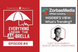 Wewe Media - Podcast - EPISODE #4: Zorbas Media Insider's View- What's trending?